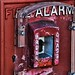 Old fire alarm