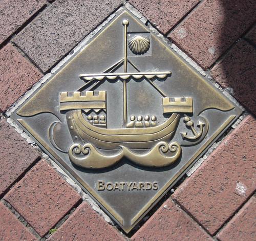 Poole's pilgrimage history