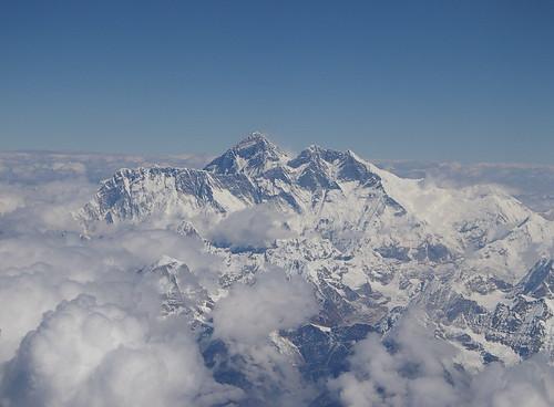nepal himalayas mteverest