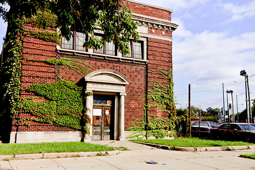South Chicago SubStation