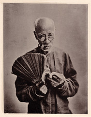 Chinese Man of the Labouring Class, by John Thomson c.1874