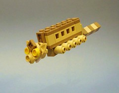 Cat Bus (Microscale)