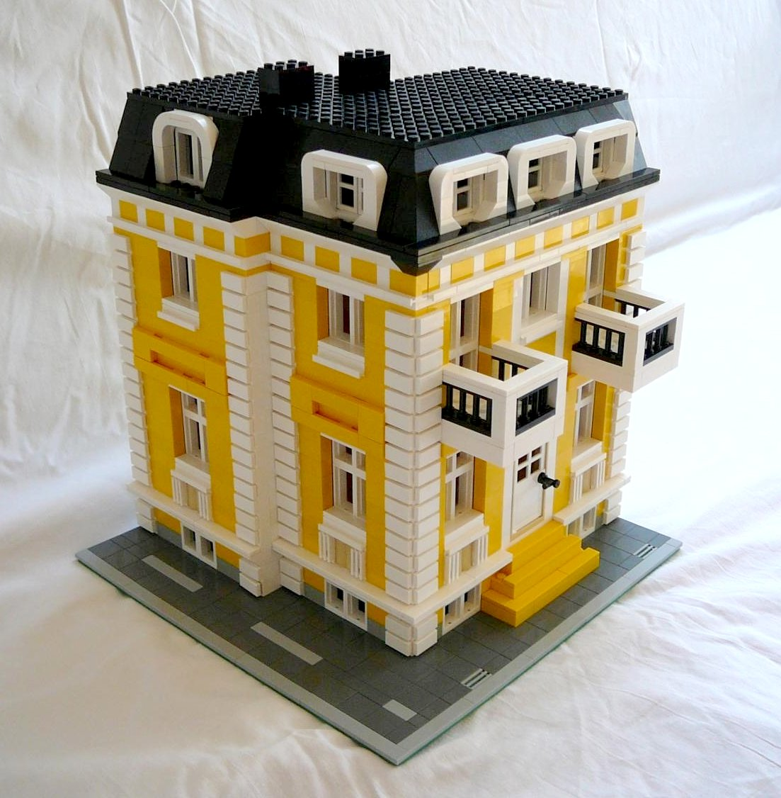 Build A Lego City Drop In Faily Workshop