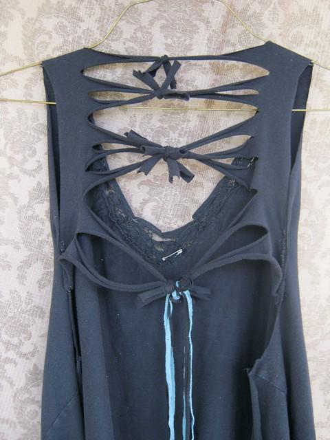 Designer Black Halter Dress