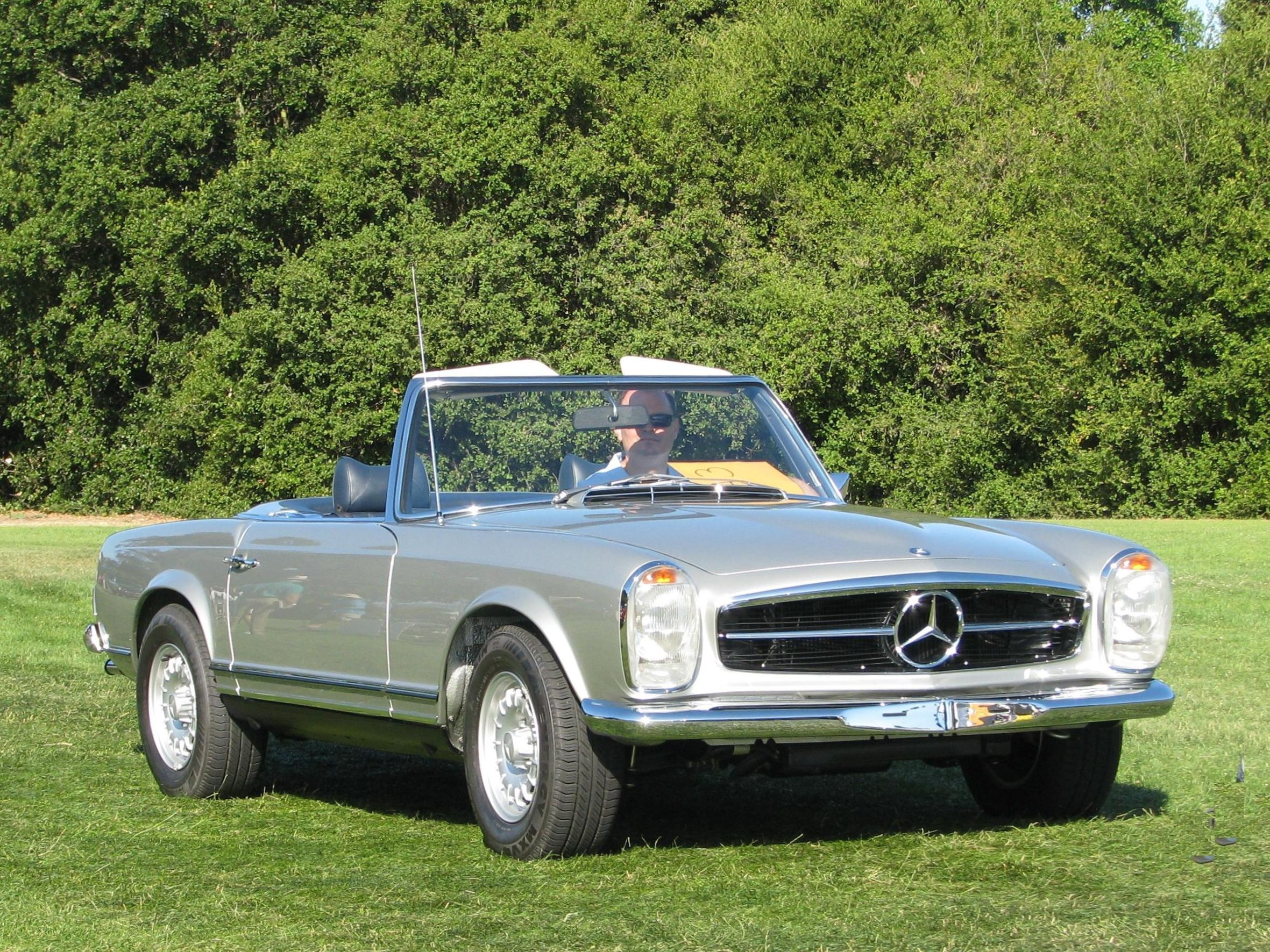 1969 mercedes benz 280 sl roadster images pictures and for Mercedes benz 1969