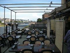 Kawadoko Deck Kyoto