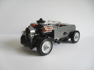 Gasoline Hot Rod