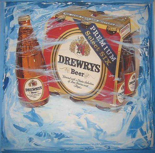Drewrys-beer
