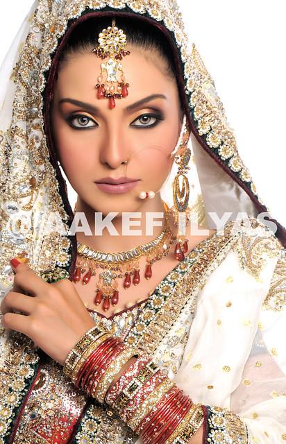 Full Bridal Makeup 2017 : Flickr: akif ilyas