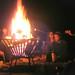 2010 Bike Fun Mystery Midnight Bonfire Urban Camping Ride