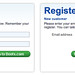 Small photo of Boots.com: Login/Register