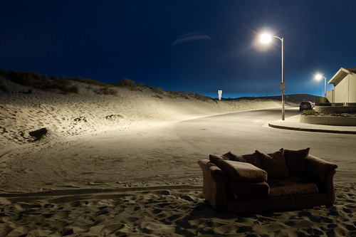 sofafree at the beach