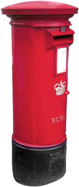 Stock~Postbox