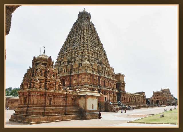 Thanjavur Periya Kovil - Tanjore Big Temple