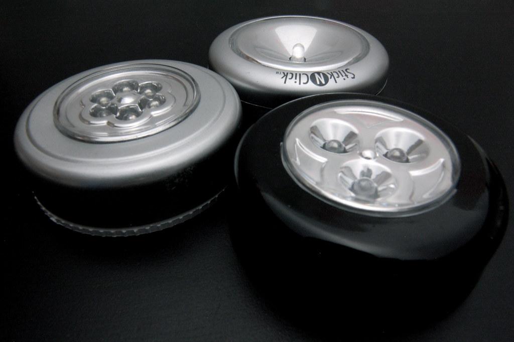 Push-LEDs