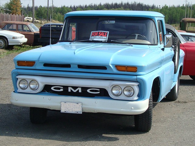 C10 classic truck Suspension by Global West