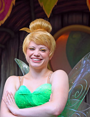 Tinkerbell being