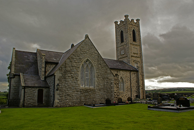 St. Patricks Church, Loughgilly, Co.Armagh (1811)