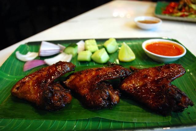 Grilled Chicken Wings - Kopitiam Mamak QV AUD6.50 | Flickr - Photo ...