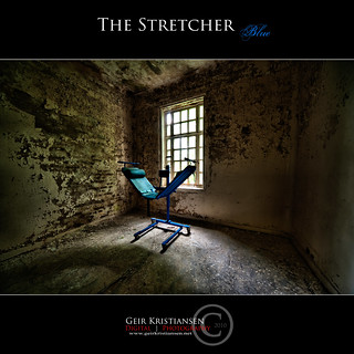 The Stretcher Blue