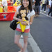 I Won Carrie A Stuffed ANIMAL! YESSS! by Mike Saechang