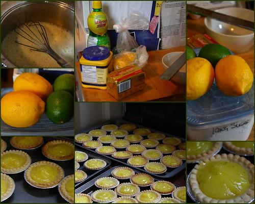 I Make Lemon Tarts