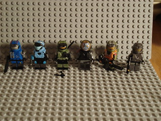 Completed Halo Reach Noble Team (Old) [Explored]