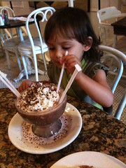 Frozen Hot Chocolate Cutie by Hamburger Helper, on Flickr