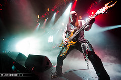 Kerry King of Slayer at the Roy Wilkins Auditorium