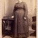 Large Victorian woman