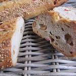 Erdnuss-Chili-Brot