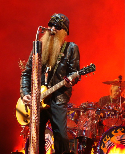 ZZ Top live at BBK Live