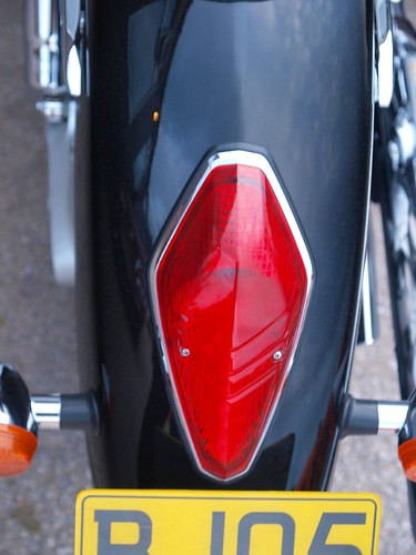 Harley Davidson Tail Light