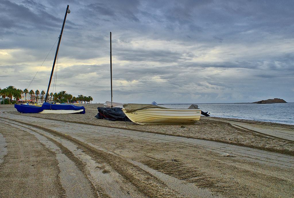 Playa de los Barquicos