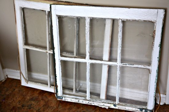 Old Window Modern Ish Headboard Images Frompo
