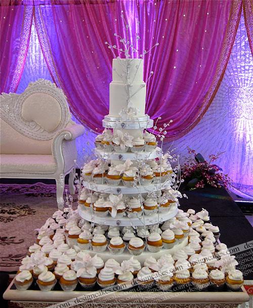 Cupcake Wedding Cake Towers Tower Flickr Photo Sharing