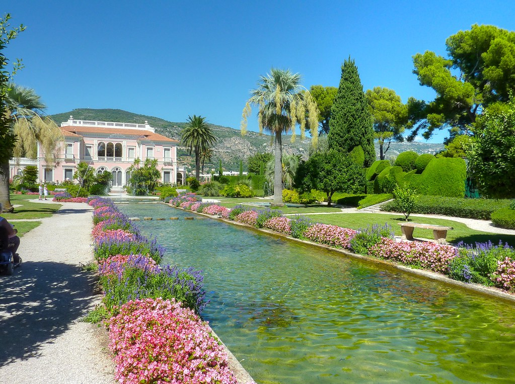 Diez museos que hay que ver en la provenza for Jardin villa rothschild