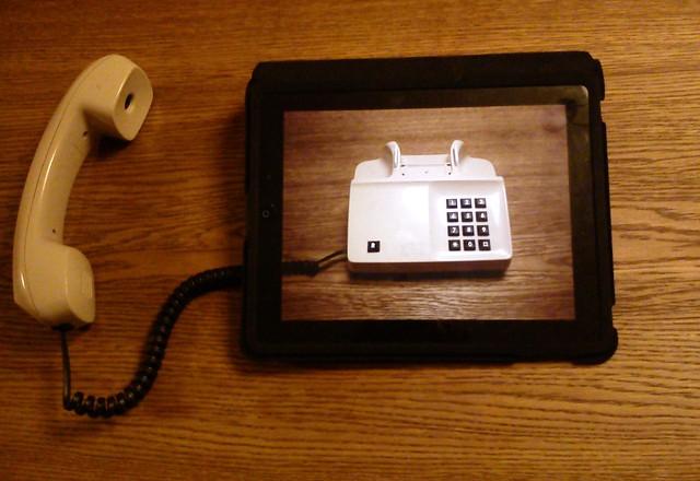 iPad telephony