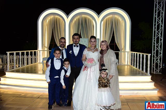 Olive Garden'da muhteşem düğün2