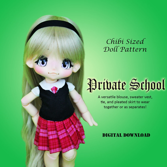 Private School: Chibi Sized!