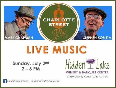 Charlotte Street 7-2-17