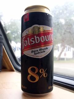 Heineken (Leclerc), Falsbourg Bière Blonde Spèciale, France