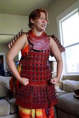 Shannon samurai 3
