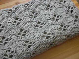 Fan Ripple Blanket