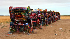 Wallpaper No. 6 — Cadillac Ranch