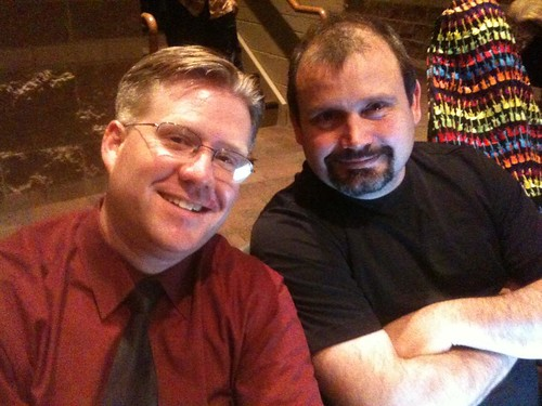 Wesley Fryer and Kevin Honeycutt