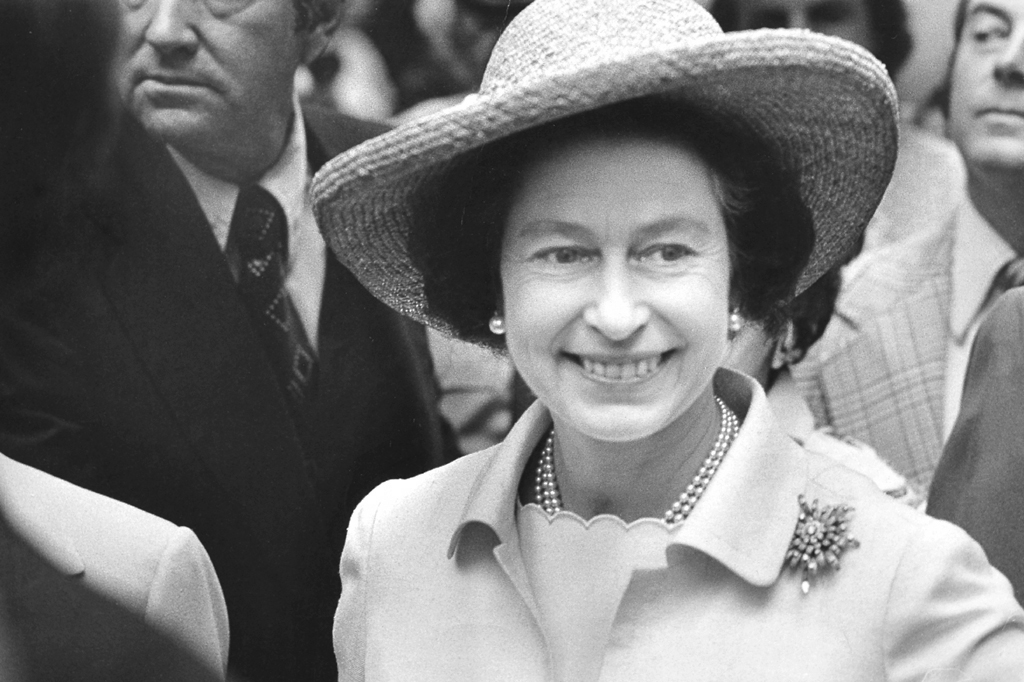 Queen elizabeth ii at 50 by madison guy