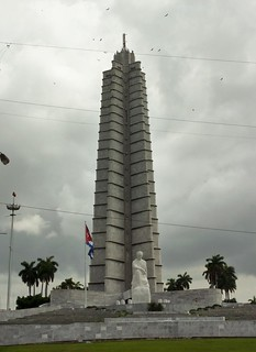 Image of José Martí Memorial near Havana. memorial monumento havana cuba lahabana josemarti plazadelarevolucion havanacity