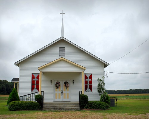 church steeple houseofworship shilohbaptistchurch bayoubartholomew