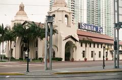 San Diego Amtrak station, 2006 1